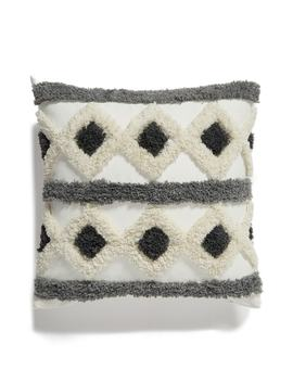 Tufted Diamond Accent Pillow by Levtex