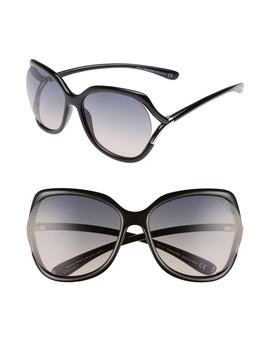 Anouk 60mm Geometric Sunglasses by Tom Ford
