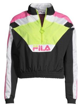 Conchita Half Zip Wind Jacket by Fila