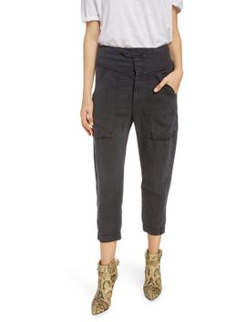 Lago Crop Pants by Isabel Marant Étoile