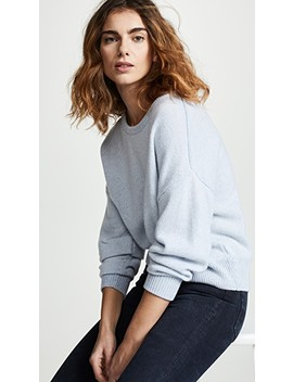 Alta Cashmere Sweatshirt by Brochu Walker