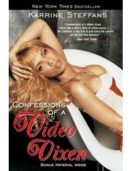 Confessions Of A Video Vixen By Karrine Steffans (2006, Paperback) by Ebay Seller