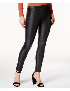 Coated Skinny Pants, Created For Macy's by Bar Iii