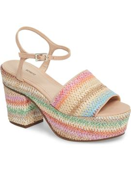 Ziquiele Platform Sandal by Schutz