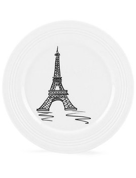 Dinnerware, Tin Can Alley Paris Accent Plate by Lenox