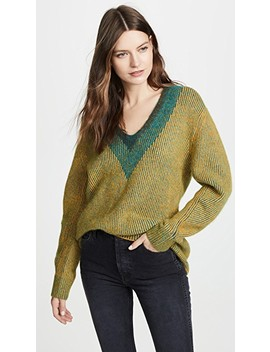 Jonie V Neck Sweater by Rag & Bone