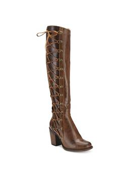 Olivia Miller Rampart Women's Side Lace Boots by Kohl's