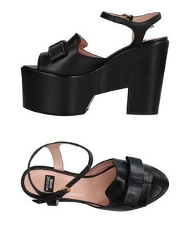Boutique Moschino Sandalen   Schuhe by Boutique Moschino