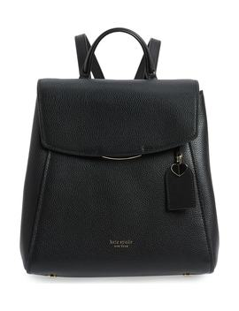 Medium Grace Leather Backpack by Kate Spade New York