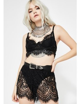 Rebel Spell Lace Set by Tic Toc