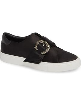 Greer Embellished Slip On Sneaker by Tory Burch