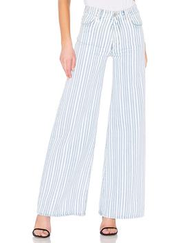 Diagonal Straight Leg Pant by Off White