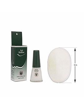Quimica Alemana. Esmalte Endurecedor Para Unas (1 Pack) With Loofah Pad by Quimica