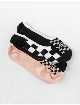 Vans 3 Pack Funday Womens Canoodle Socks by Vans