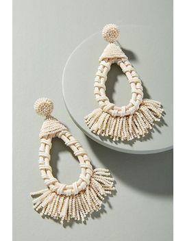 Larsa Drop Earrings by Deepa