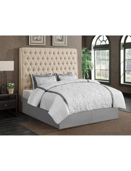 Coaster Furniture Camille Upholstered Headboard by Hayneedle