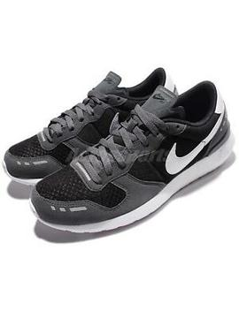 Nike Air Vrtx 17 Vortex Grey White Black Men Running Shoes Sneakers 876135 001 by Nike