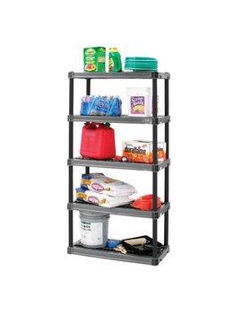 Plano 5 Shelf 36in X 18in X 73.75in Storage Shelving Organizer by Plano