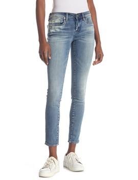 The Reade Faded Skinny Jeans by Blanknyc Denim