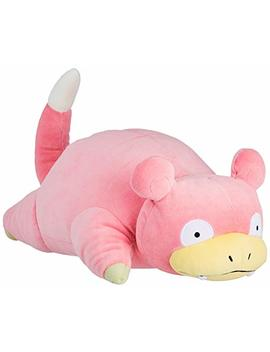"Sanei Pokemon All Star Series Pz14 Slowpoke Cushion, 18"" by Sanei"