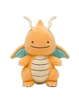 Pokemon Center Original Plush Doll Ditto Dragonite by Japan Pokemon Center