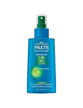 Garnier® Fructis® With Active Fruit Protein™ Moisture Lock 10 In 1 Rescue Leave In Spray With Cactus Extract   5oz by Garnier