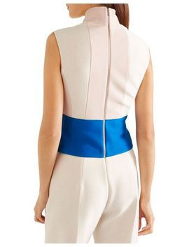 Delpozo Top   T Shirts And Tops by Delpozo