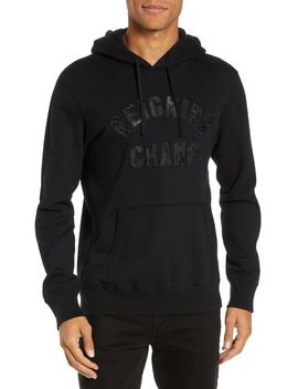 Club Logo Hooded Sweatshirt by Reigning Champ