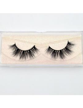 Visofree Mink Lashes 3 D Mink Eyelashes 100 Percents Cruelty Free Lashes Handmade Reusable Natural Eyelashes Popular False Lashes Makeup  by Visofree