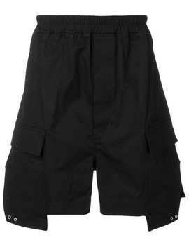 Cargo Shorts by Rick Owens