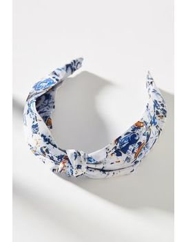 Leilani Knotted Headband by Anthropologie