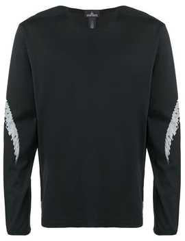 Printed Sweatshirt by Stone Island Shadow Project