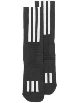 Three Stripes Socks by Y 3