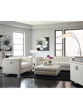 Chaviano Contemporary White 2 by Coaster