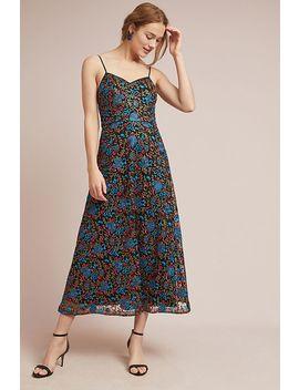 Ml Monique Lhuillier Canossa Dress by Ml Monique Lhuillier X Anthropologie