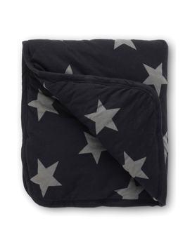 Star Print Blanket by Nununu