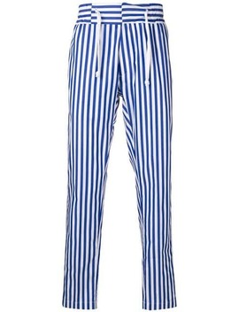 Regular Tapered Trousers by Christian Pellizzari