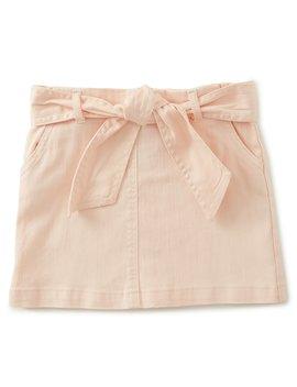 Little Girls 2 T 6 X Button Front Denim Skirt by Gb Girls