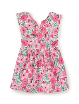 Little Girls 2 T 4 T Inez Floral A Line Dress by Egg By Susan Lazar