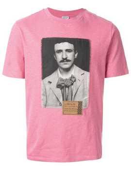 Charles Mackintosh Print T Shirt by Loewe