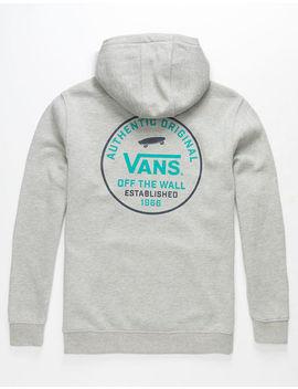 Vans Svd Original Boys Hoodie by Vans