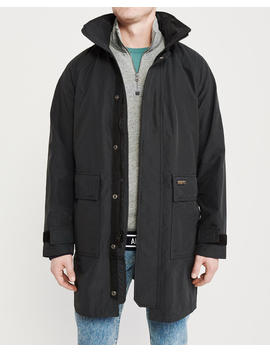 Trench Jacket by Abercrombie & Fitch