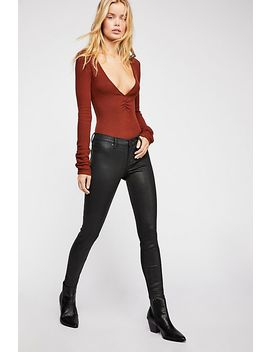 Blank Nyc Spartacus Coated Skinny Jeans by Free People
