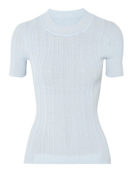 Ribbed Knit Top by Jacquemus