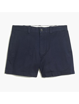 "5"" Varick Flex Chino Short by J.Crew"