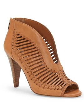 Acha Nubuck Leather Shooties by Vince Camuto