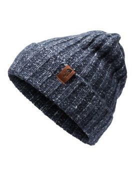 Chunky Rib Beanie by The North Face
