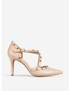 Blush 'Gemalina' Court Shoes by Dorothy Perkins