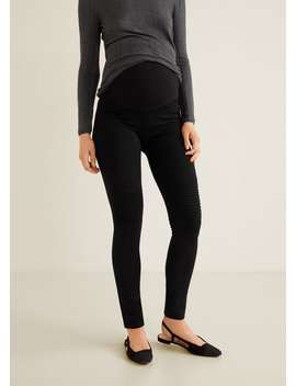 High Waist Leggings by Mango