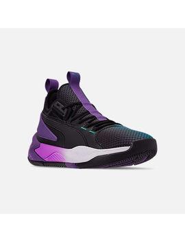 Men's Puma Uproar Hybrid Court Asg Basketball Shoes by Puma